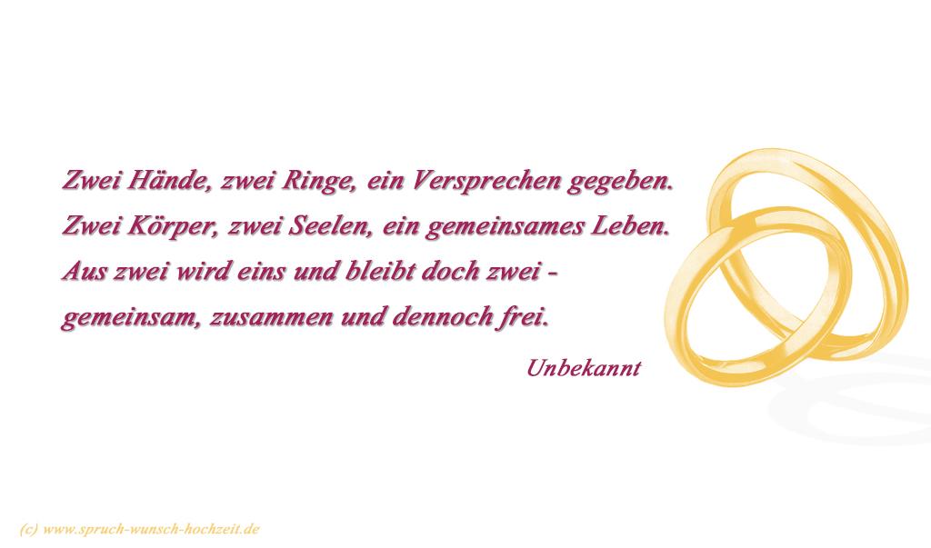 Spruch Wunsch Hochzeit.de