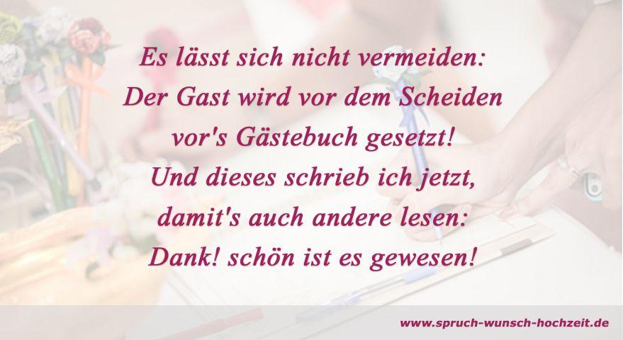 ... Spruch Ins Gästebuch Gast Vors Gästebuch Gesetzt ...