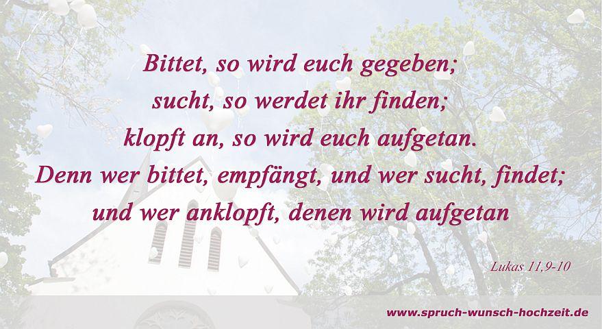 Evangelische trauung psalm